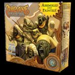 Board Game: Arcane Legions: Egyptian Army Pack – Infantry