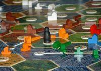 Board Game: Catan: Seafarers