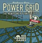 Board Game: Power Grid: The New Power Plants – Set 2