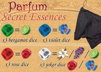 Board Game: Parfum: Secret Essences