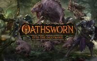 Board Game: Oathsworn: Into the Deepwood