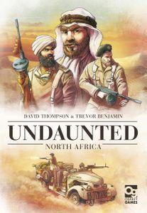 Undaunted: North Africa Cover Artwork
