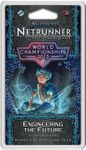 Board Game Accessory: Android: Netrunner – 2015 World Championships Corp Deck – Engineering the Future