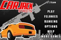 Video Game: Car Jack Streets