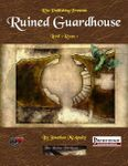 RPG Item: Ruined Guardhouse