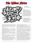 RPG Item: The Hidden Shrine