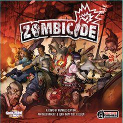 Zombicide Cover Artwork