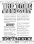 RPG Item: Ring of Shooting Stars
