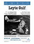 RPG Item: GURPS WWII: Leyte Gulf