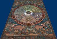 Board Game: BuddhaWheel
