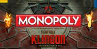 Board Game: Monopoly: Klingon Edition