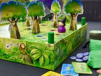 Board Game: Kullerhexe