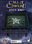 RPG Item: Call of Cthulhu Dice Tray