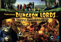 Board Game: Dungeon Lords: Happy Anniversary