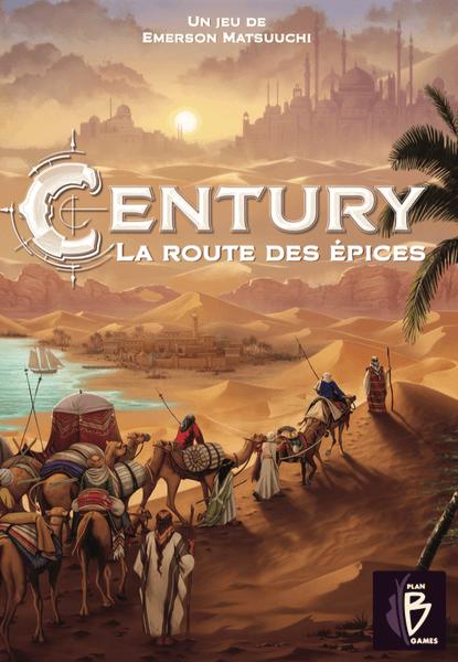 Century:  la route des épices