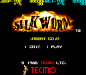 Video Game: Silkworm