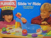 Board Game: Slide 'n' Ride