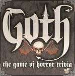 Board Game: Goth: The Game of Horror Trivia