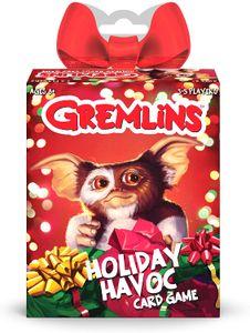 Gremlins: Holiday Havoc Card Game Cover Artwork