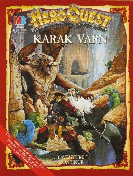 Board Game: HeroQuest: Kellar's Keep