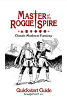 RPG Item: Master of the Rogue Spire Quickstart Guide