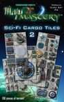 RPG Item: Terrain Card Set 08: Sci-Fi Cargo Tiles 2