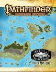 RPG Item: Skull & Shackles Poster Map Folio