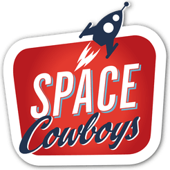 Space Cowboys Cover Artwork