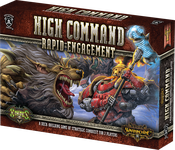 Board Game: High Command Rapid Engagement