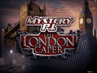 Video Game: Mystery P.I: The London Caper