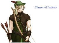 Series: Classes of Fantasy