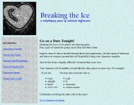 RPG Item: Breaking the Ice (Playtest Version)