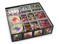 Board Game Accessory: 7 Wonders: Folded Space Insert