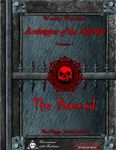 RPG Item: Archetypes of the Afterlife Volume I: The Damned