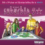 Board Game: Suburbia 5★