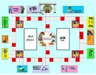 Board Game: Math Mall