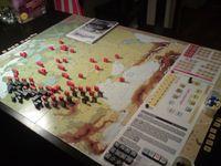 Start up of Barbarossa.