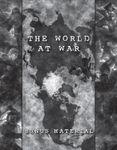 RPG Item: The World At War: Liberty Road