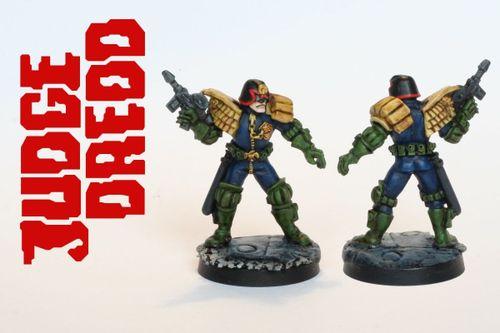 Board Game: Judge Dredd