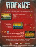 Video Game: Fire and Ice