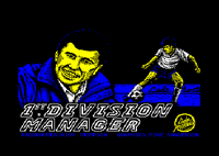 Video Game: 1st Division Manager