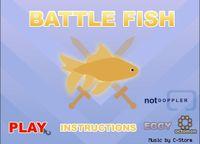 Video Game: Battle Fish