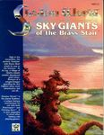 RPG Item: Sky Giants of the Brass Stair