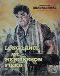 Board Game: Campaign for Guadalcanal: Long Lance & Henderson Field