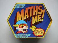 Board Game: Maths Me!