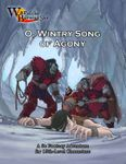 RPG Item: War of the Burning Sky #08: O, Wintry Song of Agony (5E)