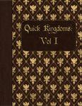 RPG Item: Quick Kingdoms: Vol. 1