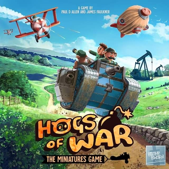 Hogs Of War: The Miniatures Game