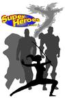 RPG Item: Super Heroes in Tights