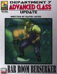RPG Item: Bar Room Berserker